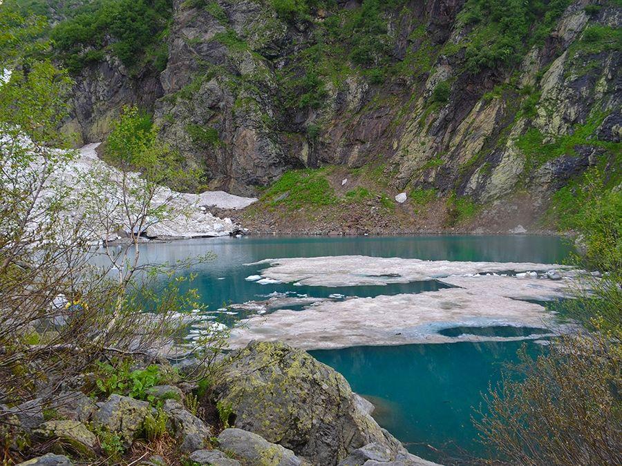 Фотография Турьего озера