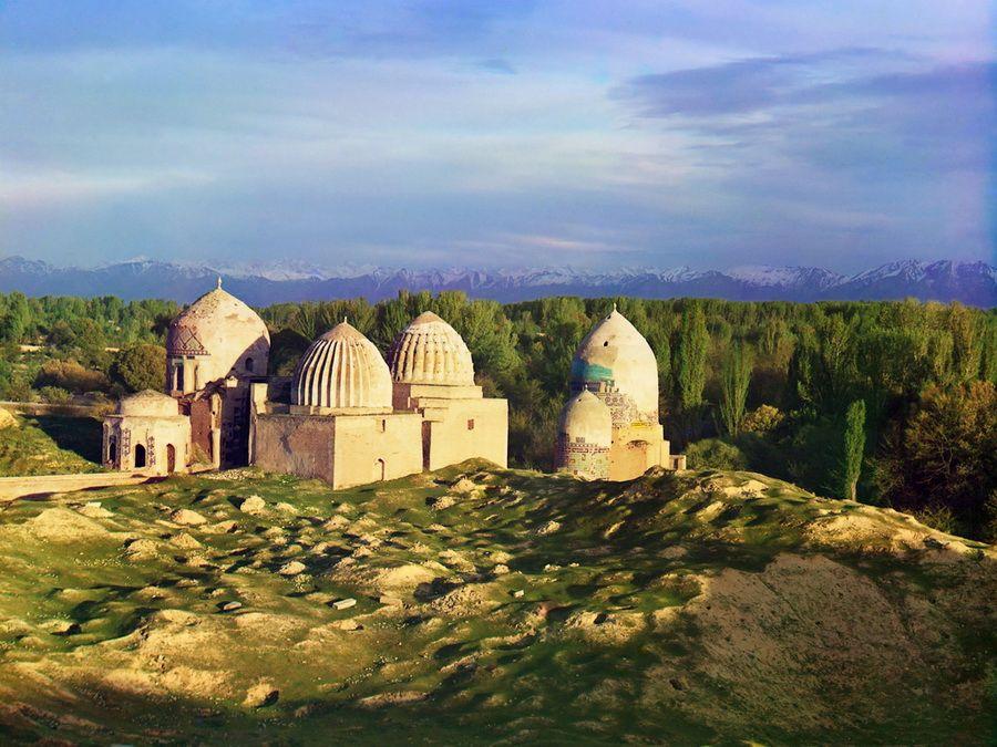 Природные и исторические красоты Узбекистана фото