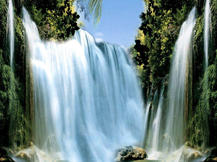 Фото водопада Венесуэлы
