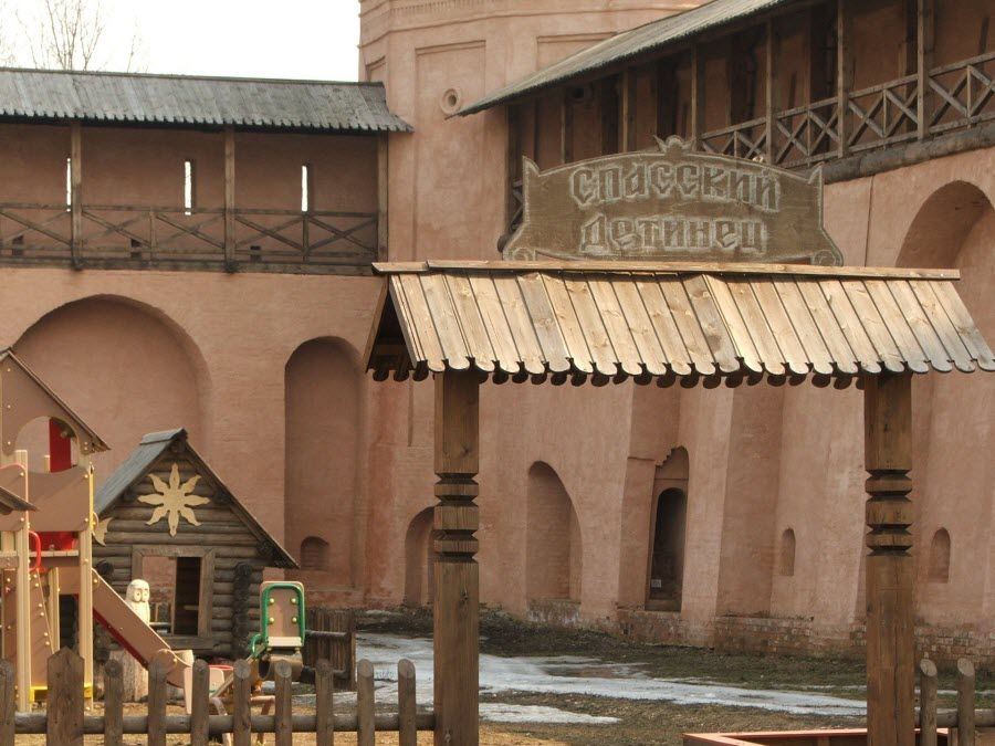 Фото архитектуры музея деревянного зодчества
