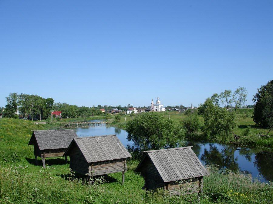 Фото природы музея деревянного зодчества