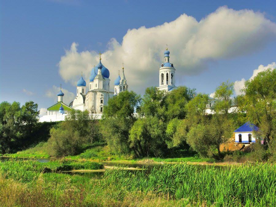 Фото города Боголюбово Владимирской области
