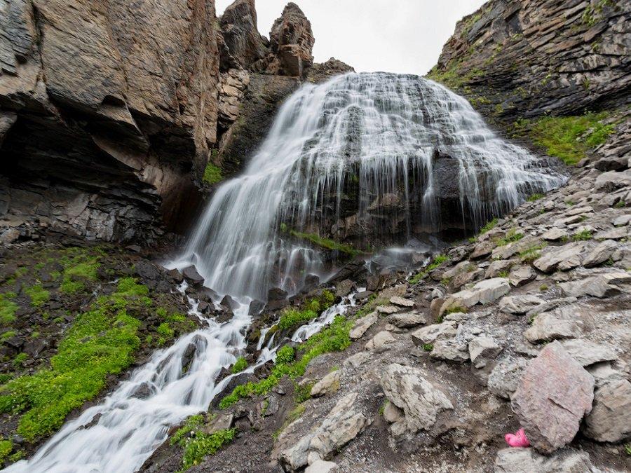 Фотография озера Байкал в Бурятии