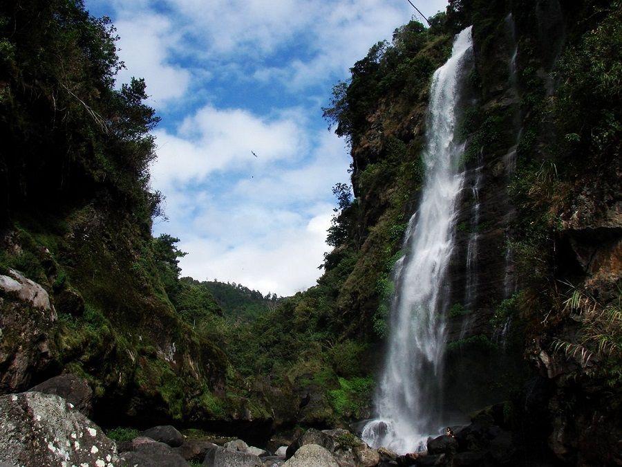 Фотография водопада Гадельша
