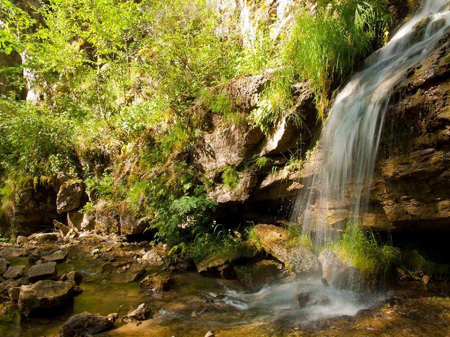 Фотография водопада Куперля
