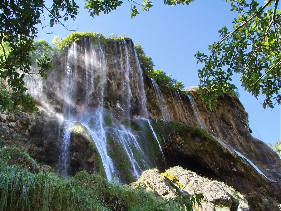 Фотография водопадов Гедмишх