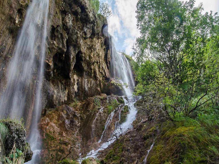 Водопады Гедмишх фото Кабардино-Балкария