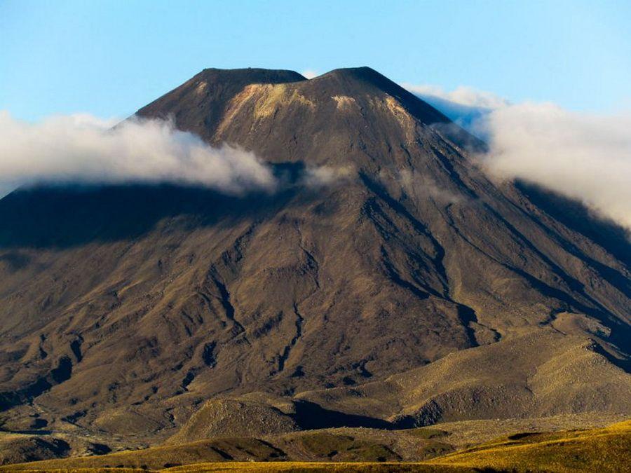 Фото вулкана Тонгариро