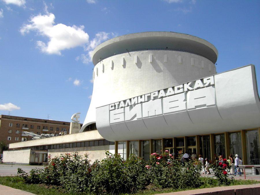 Фото музея-панорамы Сталинградская битва