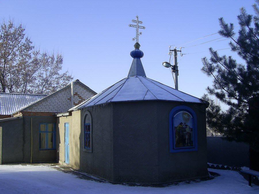 Фото Фроловского храма в Волгоградской области