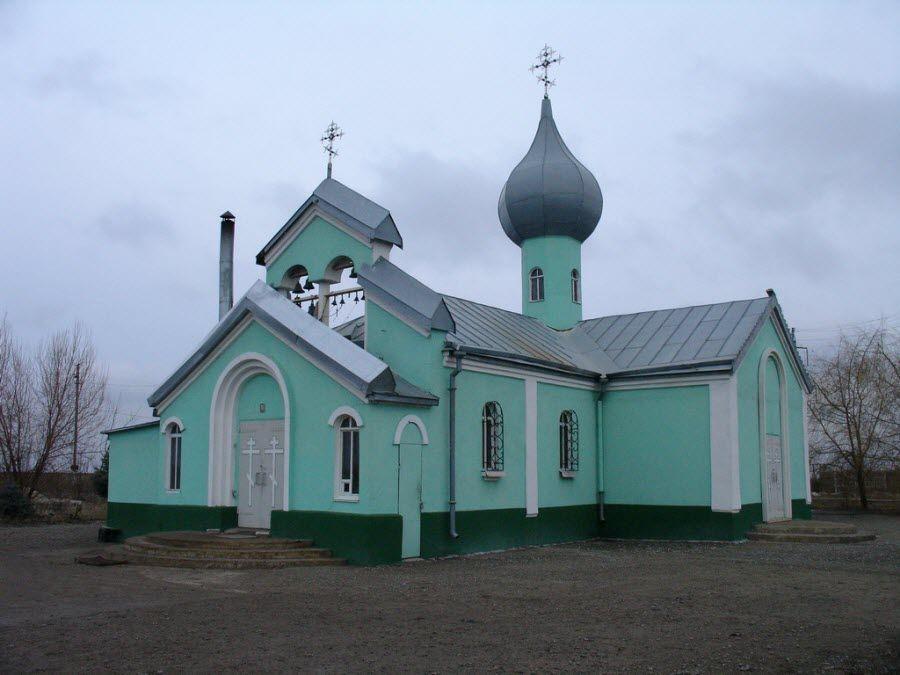 Фото Вольский-Воскресенский храм в Волгоградской области