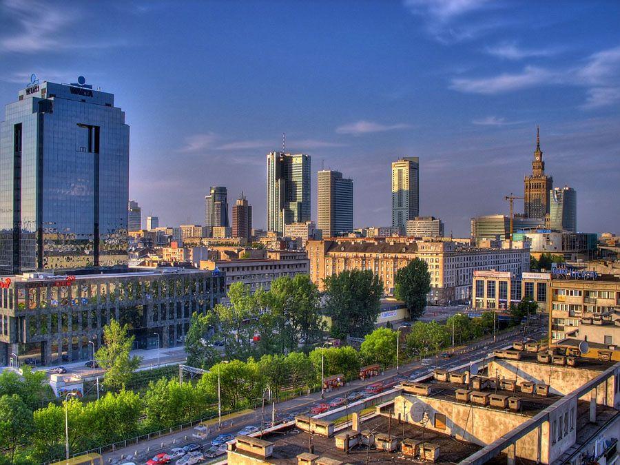 Варшава Фото