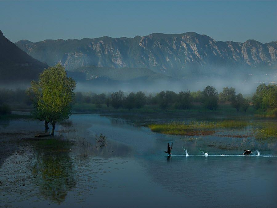 Фото прекрасной природы национального парка