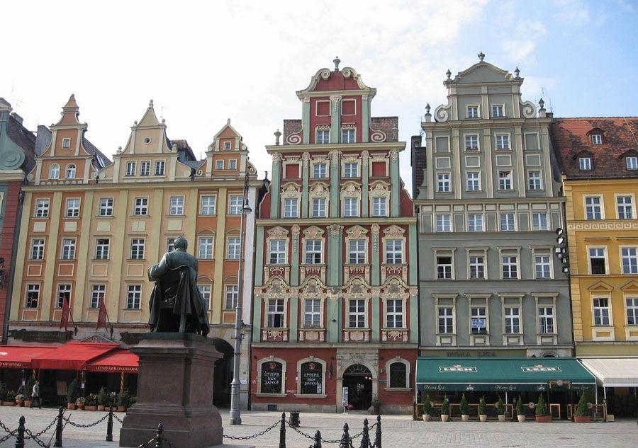 Архитектура Вроцлава