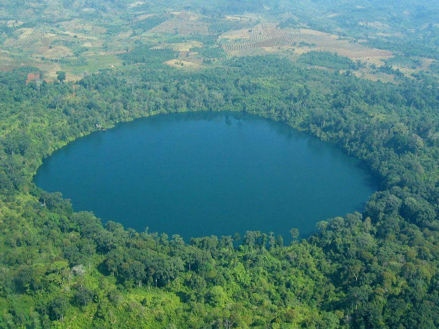 Озеро Йеак-Лаом фотография