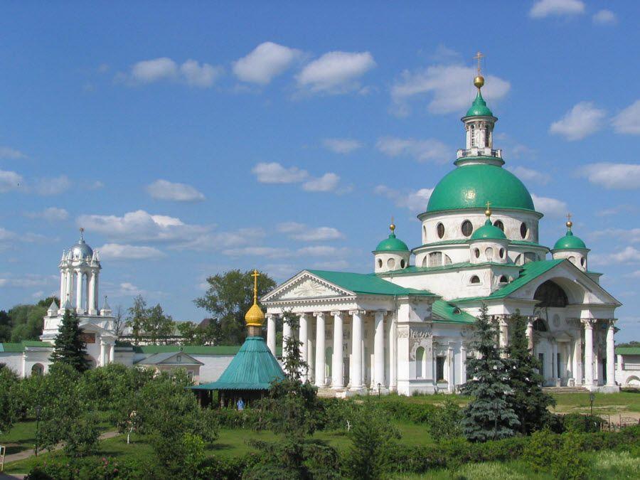 Фото церковь Ярославской области