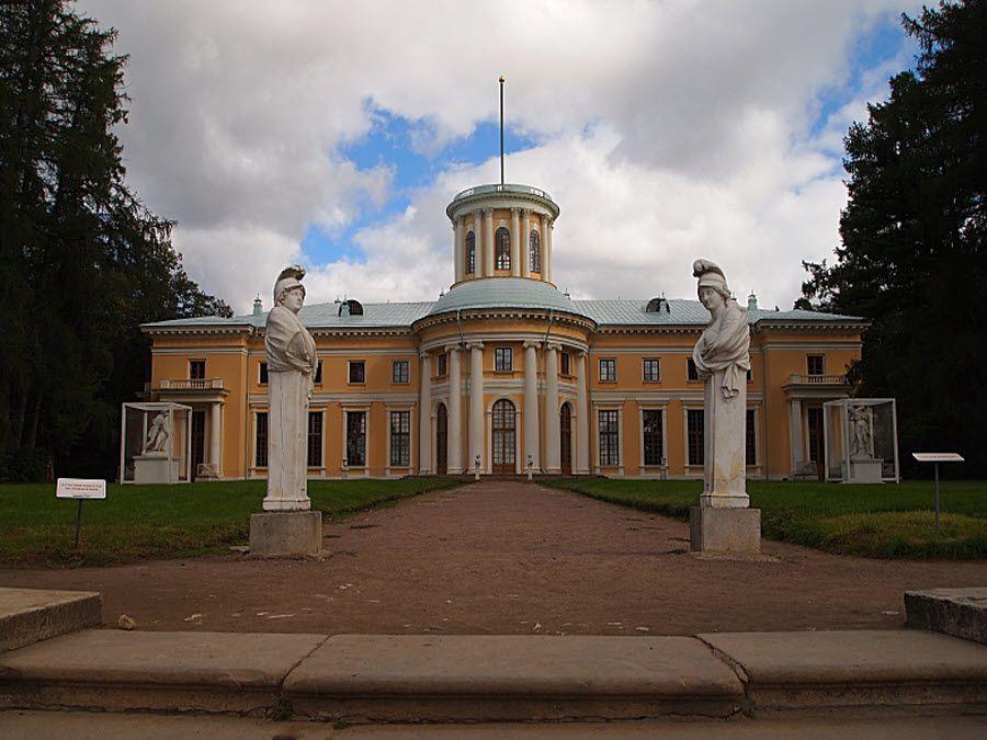 Дворцовый комплекс Юсуповых в Ракитном фото