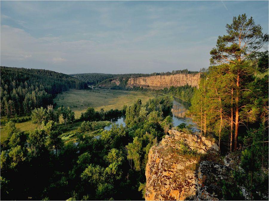 Фотография Южно-Уральского заповедника