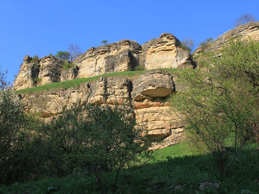 Фотография скалы Замок коварства и любви