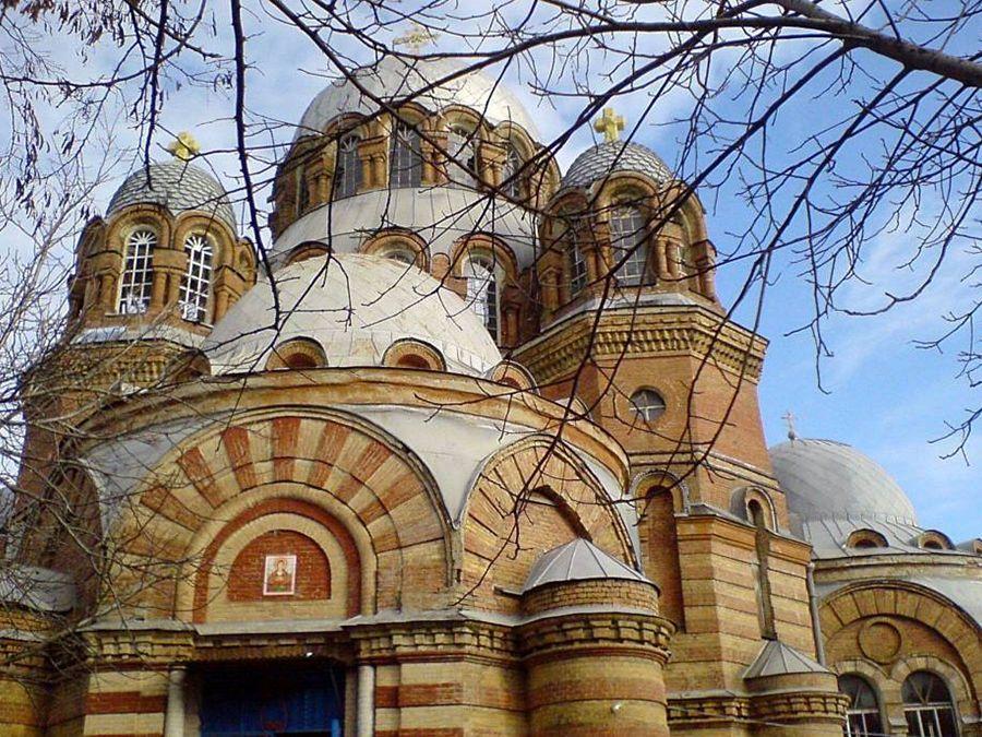 Знаменский собор фото Дагестана