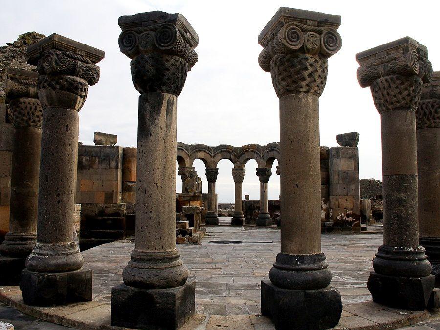 Звартноц фотография в городе Ереван