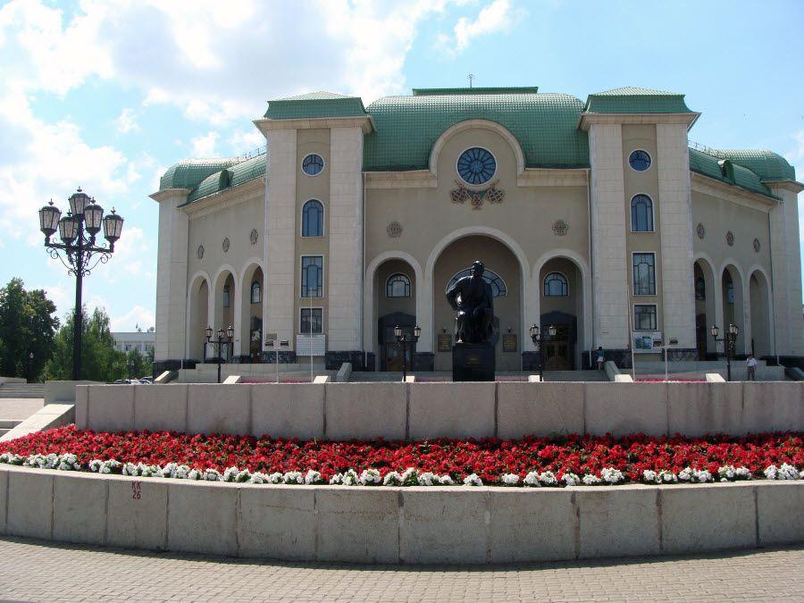 Башкирский государственный академический театр драмы им. М. Гафури фото