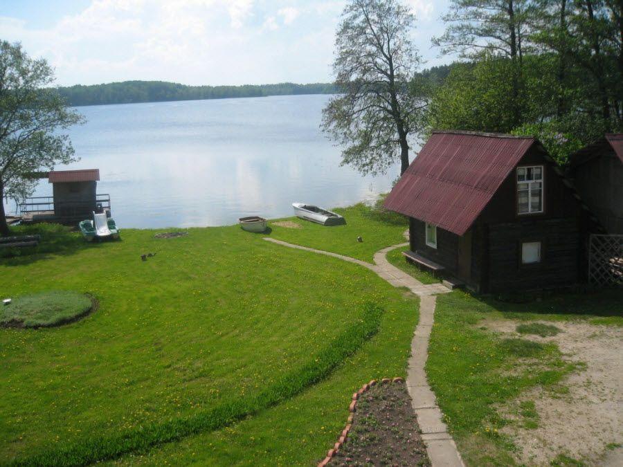 Живописная Аглона в Латвии фото