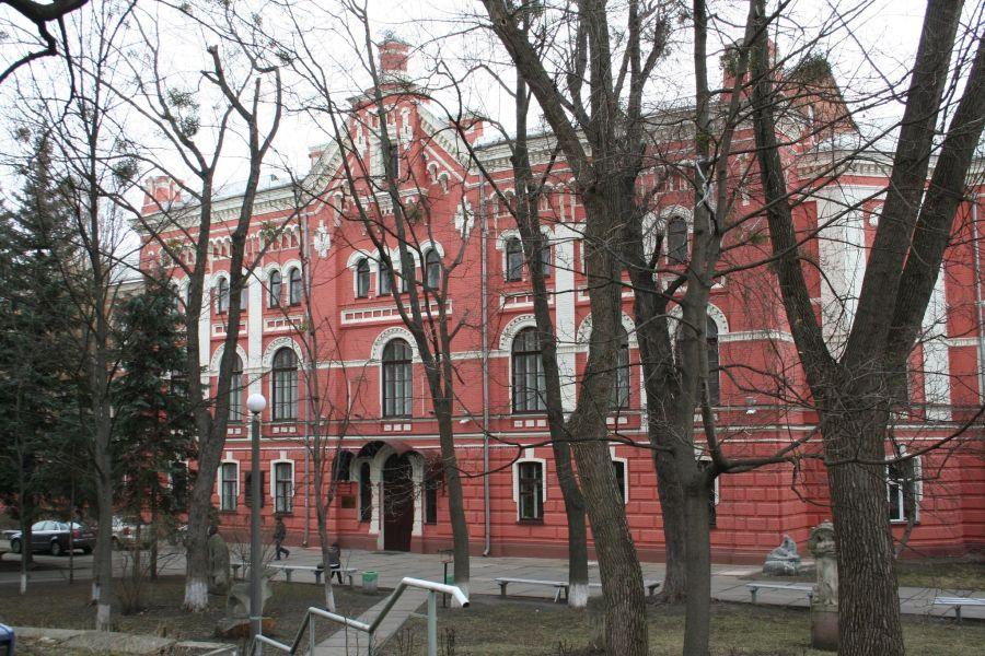 Национальная академия изобразительного искусства и архитектуры фото