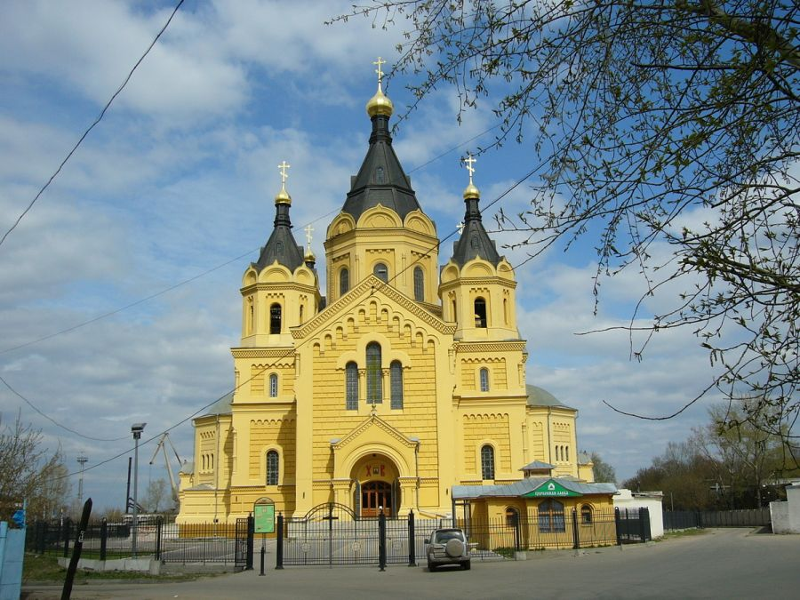 Александро-Невский собор фото