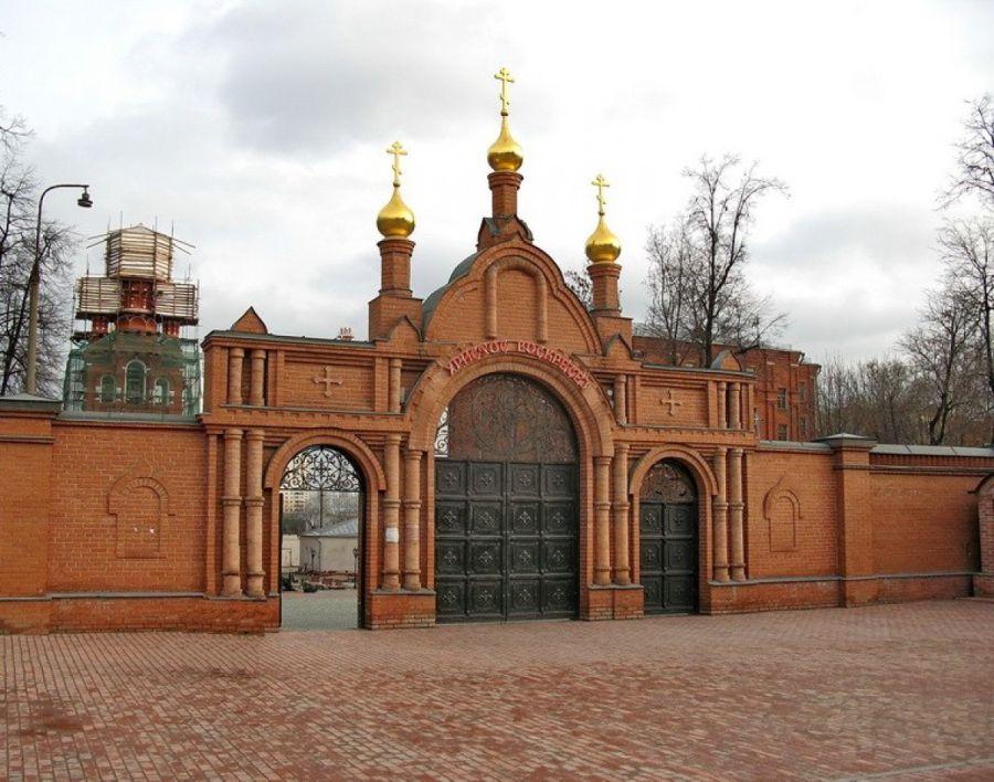 Фотография Алексеевский монастырь