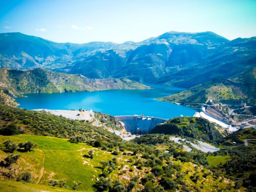 Фото потрясающих пейзажей Алжира