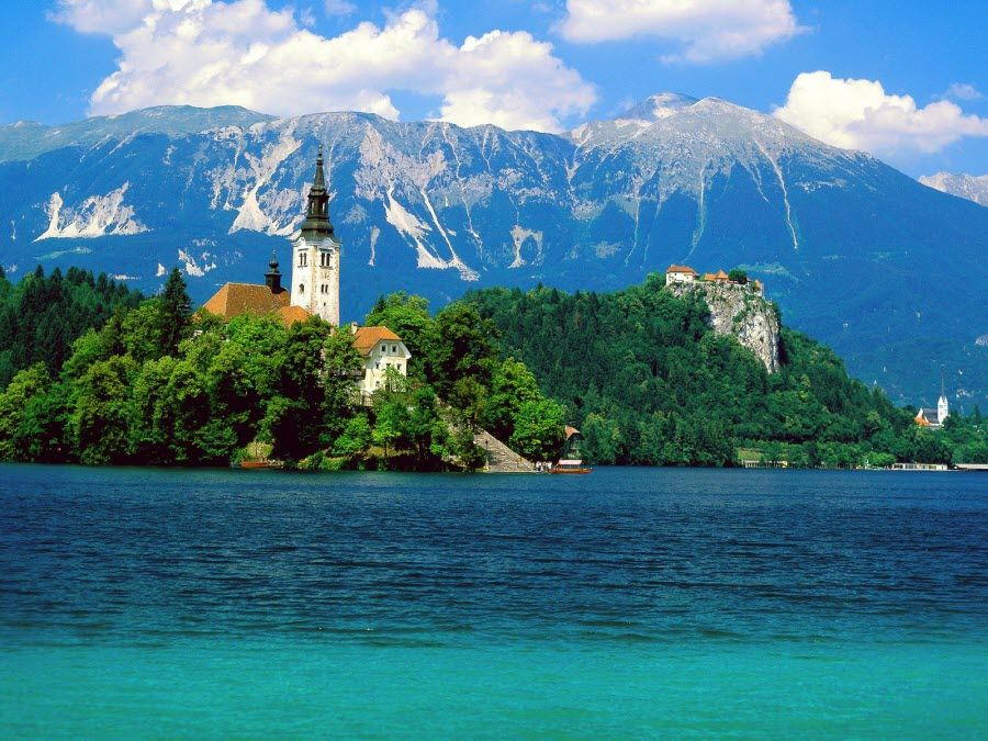 Фото потясающей природы в Черногории