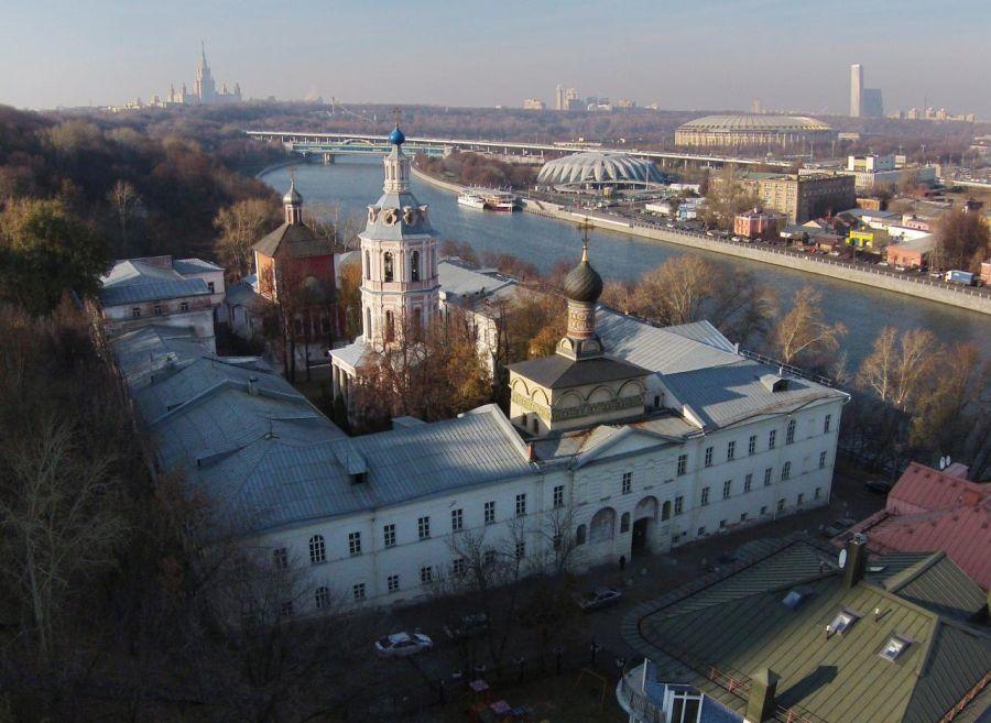 Фотография Андреевский монастырь