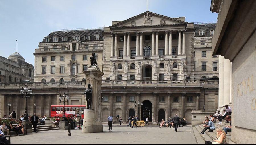 Английский банк-музей фото
