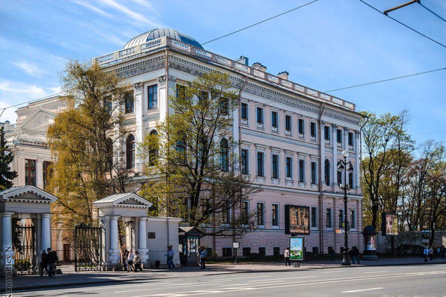 свежих аничков дворец фото ленинградской улице есть