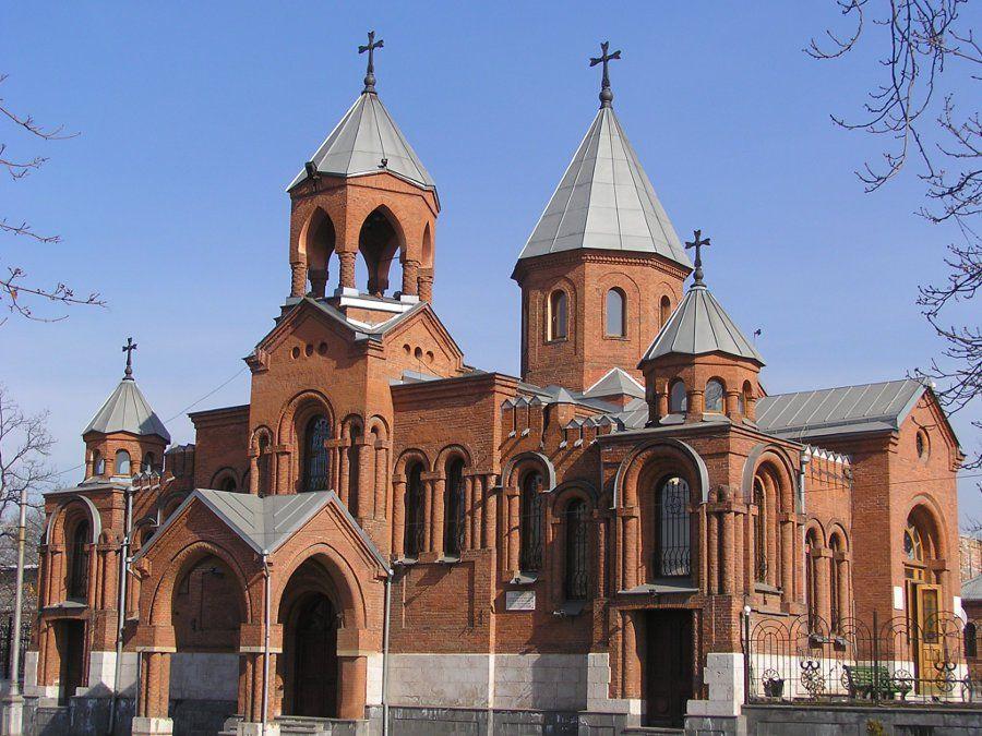 Апостольская церковь фото