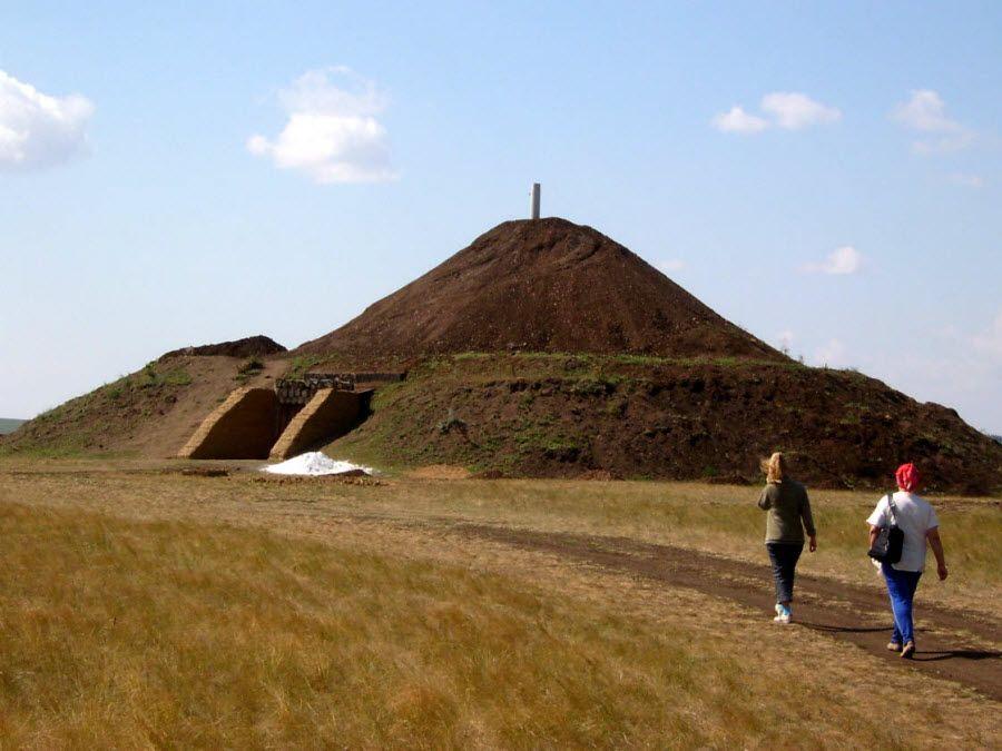 Аркаим – древнее городище ариев фото
