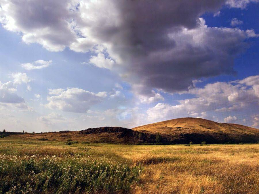 Фото удивительная природа Аркаима Челябинской области