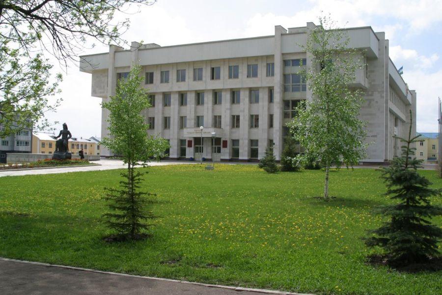 Фотография Башкирская академия государственной службы и управления при Главе Республики Башкортостан