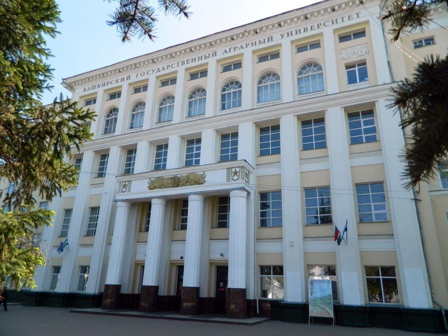Башкирский государственный аграрный университет фото
