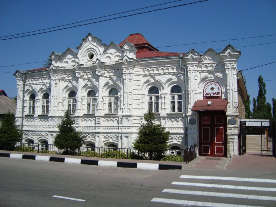 Фото архитектуры Алексеевки Белгородской области