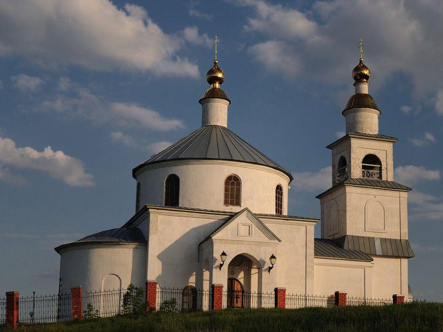 Фото церкви в Белгородской области
