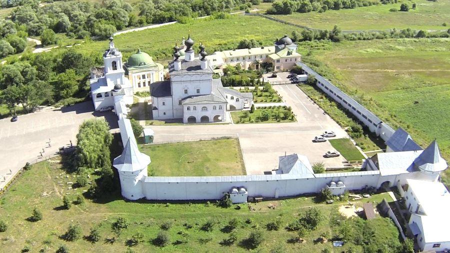 Фотография Белопесоцкий монастырь