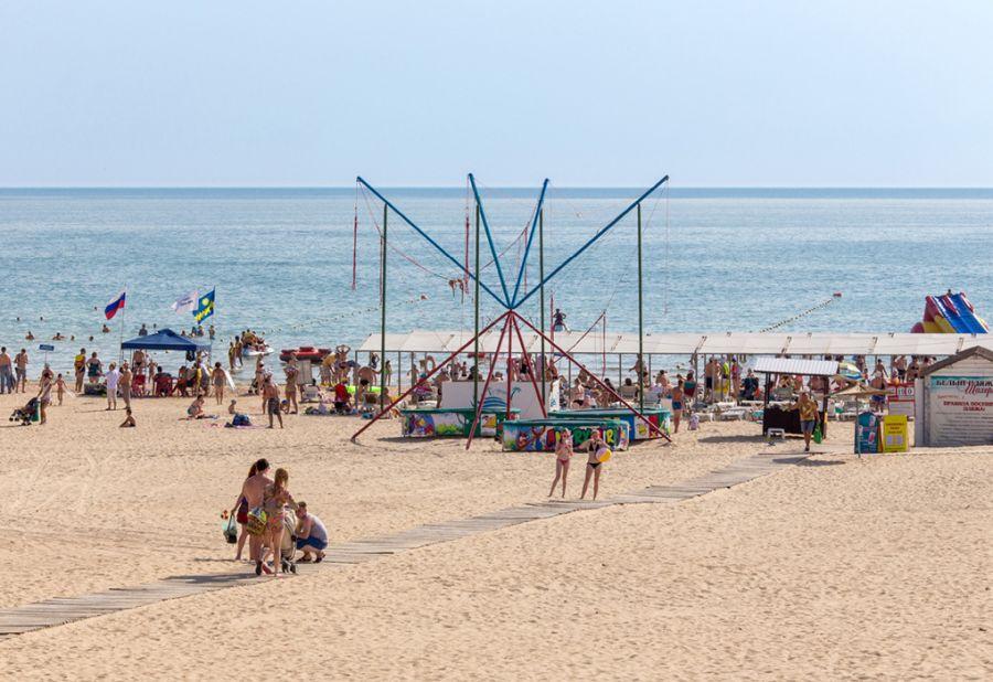 Белый пляж фото