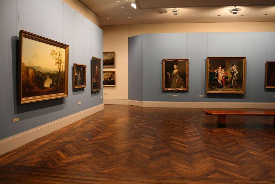 Фотография Берлинская картинная галерея