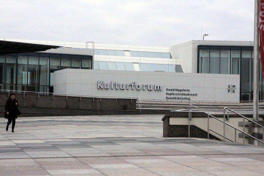 Берлинская картинная галерея фото