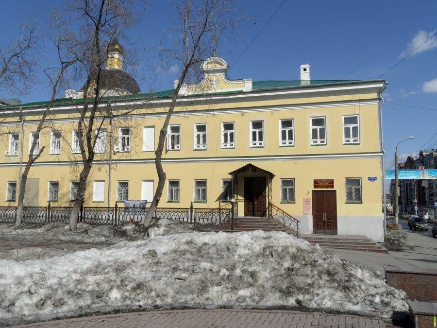 Архиереский дом в Перми фотография