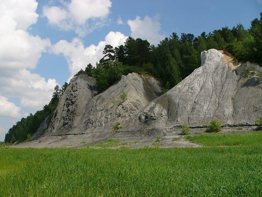 Фото вид на природу окружающую Синий утёс