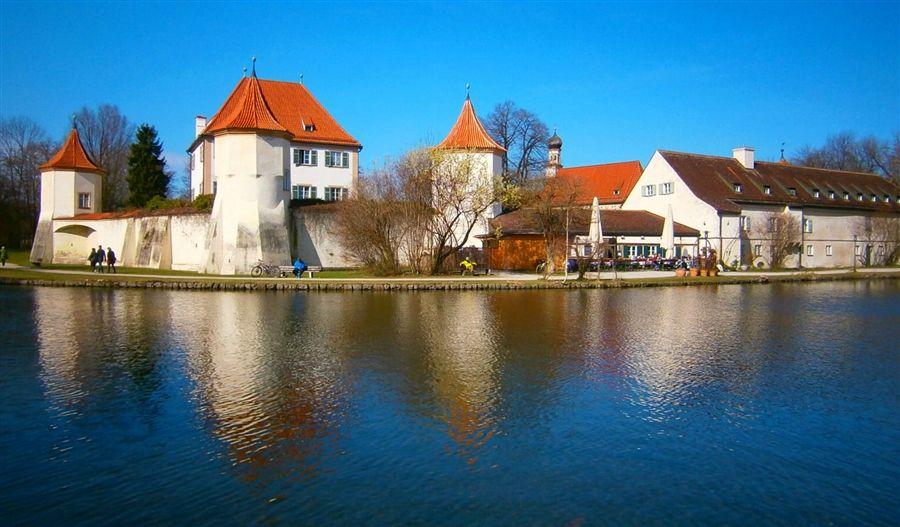 Блютенбург фото
