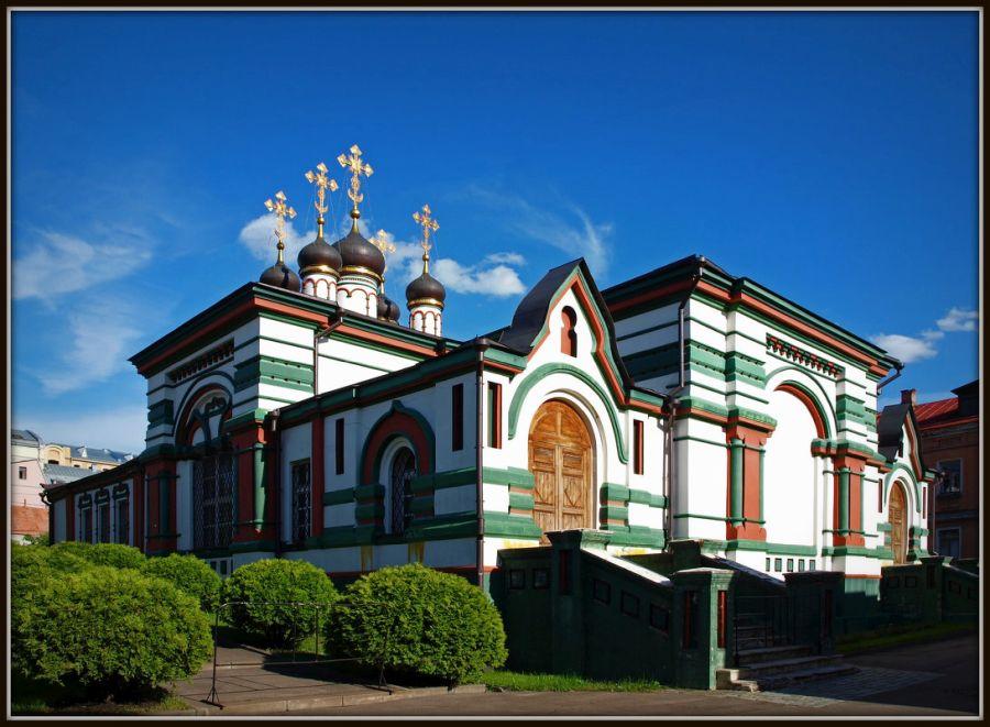 Богородице-Рождественский монастырь фото
